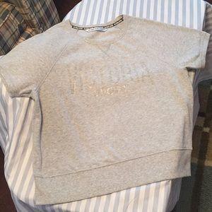 NWOT VICTORIA'S SECRET SPORT fleece top